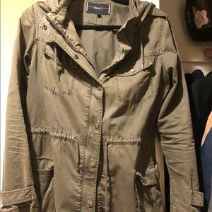 BNCI Army Green Utility Jacket